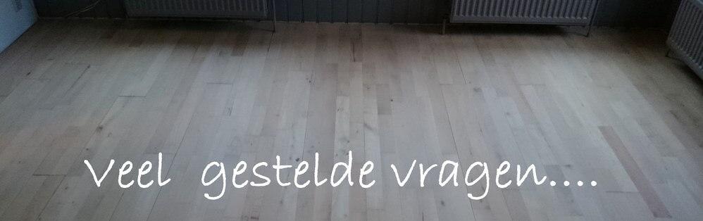 Veel gestelde vragen over houten vloer schuren Friesland