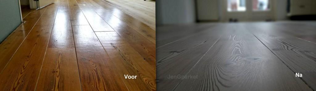 Grenen white wash houten-vloer-schuren-lakken-friesland
