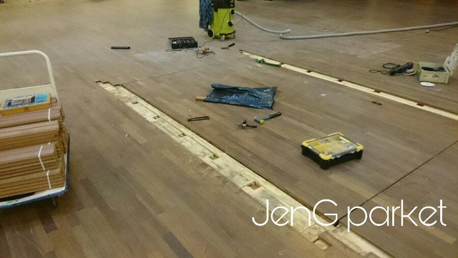 houtenvloerreparatie