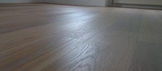 houten vloer schuren Friesland