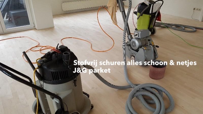 Parket schuren in Duitsland